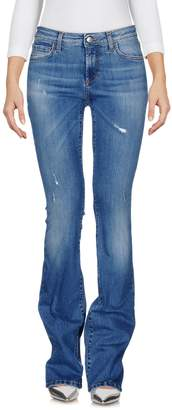 Roy Rogers ROŸ ROGER'S Denim pants - Item 42642719VE