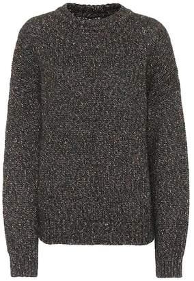 Isabel Marant Arthur metallic sweater