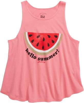 Billabong Hello Summer Graphic Swim Tank