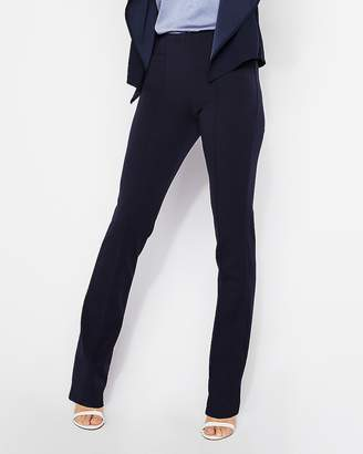 Express Mid Rise Pull-On Barely Boot Pant