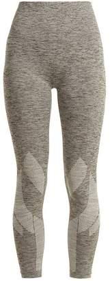 Lndr - Six Eight Compression Seamless Leggings - Womens - Grey
