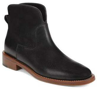Via Spiga Women's Baxter Almond Toe Ankle Boots
