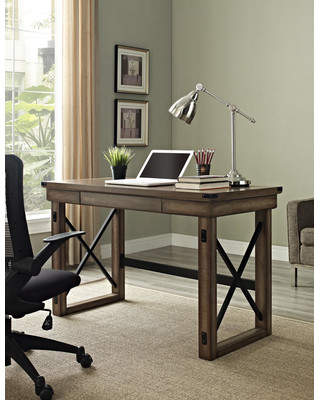 Laurèl Foundry Modern Farmhouse Sargeant Writing Desk