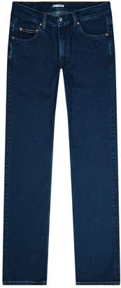 Our Legacy Embroidered Straight Leg Jeans