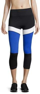 Times Square Cropped Leggings