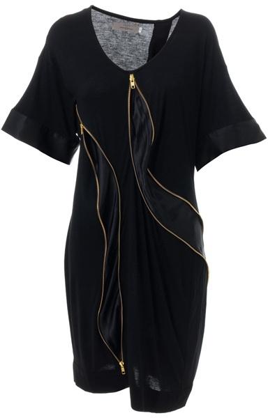PREEN - Knee length zip dress
