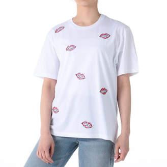Heliopole (エリオポール) - HELIOPOLE JIMIROOS KISS刺繍Tシャツ