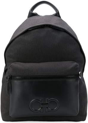 Salvatore Ferragamo Gancio backpack
