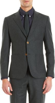 Band Of Outsiders Schoolboy Suit Jacket
