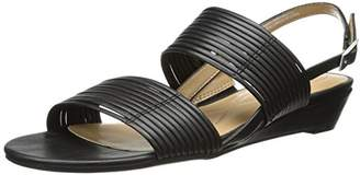 Andrew Geller Women's Heads up Wedge Sandal