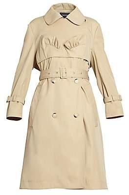 Simone Rocha Women's Bustier Trench Coat