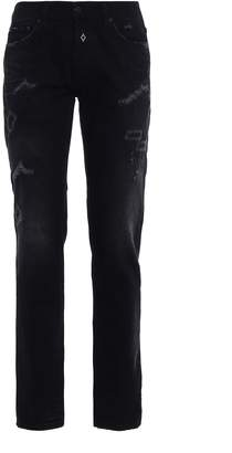 Marcelo Burlon County of Milan Relmu Slim Fit Jeans