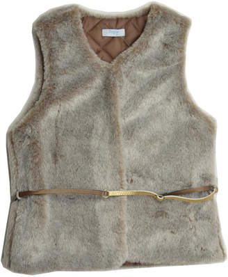 Foque Faux Fur Waistcoat