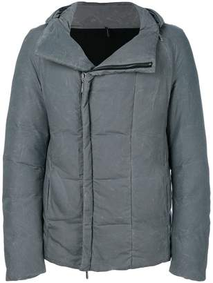 Masnada zip up padded coat