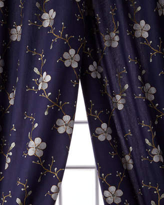 """The Art of Living Blossom Curtain, 96"""""""