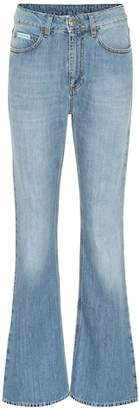 ALEXACHUNG Flared jeans