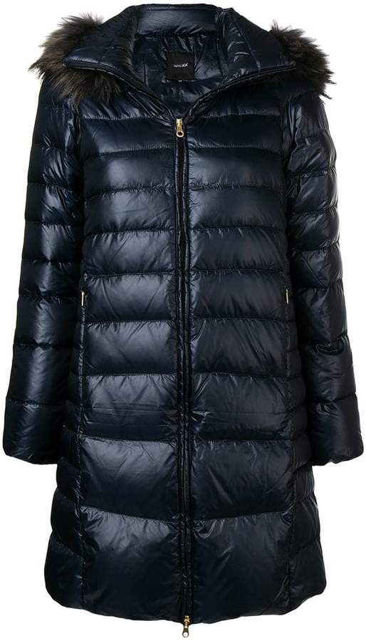 midi puffer jacket