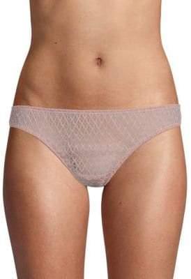 Fleur Du Mal Lace Tie Bikini Bottom