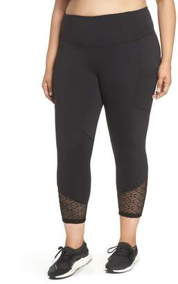 MARIKA CURVES Evie Capri Leggings