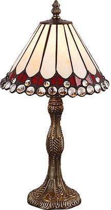 Tiffany & Co. Argos Home Style Jewel Table Lamp - Cream