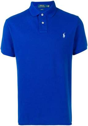 Polo Ralph Lauren logo short-sleeve polo shirt