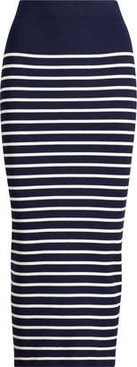 Ralph Lauren Striped Knit Skirt