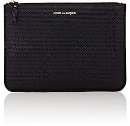 Comme des Garcons Men's Luxury Large Zip Pouch - Black