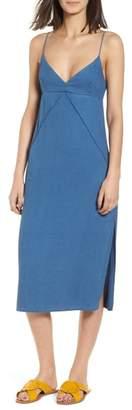 Splendid Chambray Camisole Dress