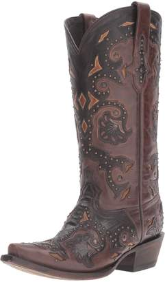 Lucchese Classics Women's Fiona Western Boot