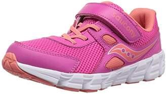 Saucony Girls' Vortex A/C Sneaker