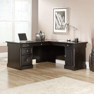 Three Posts Henley L-Shape Executive Desk