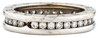 Bvlgari 18K B. Zero1 Diamond Eternity Band