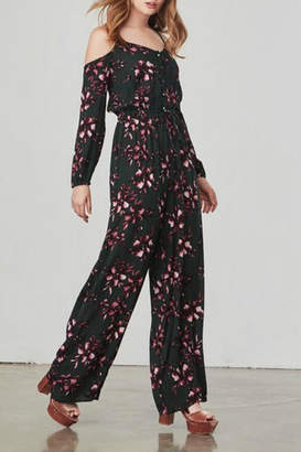 BB Dakota Adaline Floral Jumpsuit