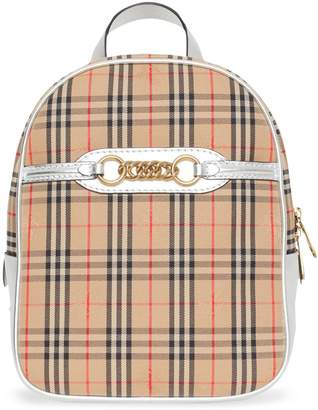 Burberry The 1983 Check Link Backpack