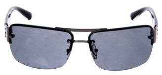 Ralph Lauren Tinted Rimless Sunglasses