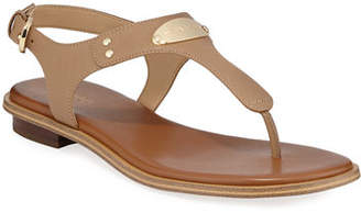 MICHAEL Michael Kors Plate Thong Sandals