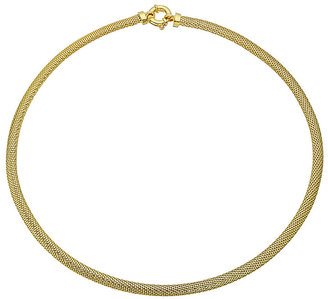 9ct gold Italian necklet
