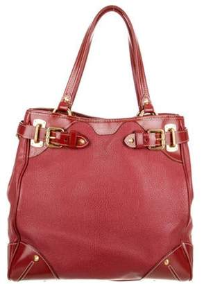 Louis Vuitton Suhali Le Majestueux Tote Red Suhali Le Majestueux Tote