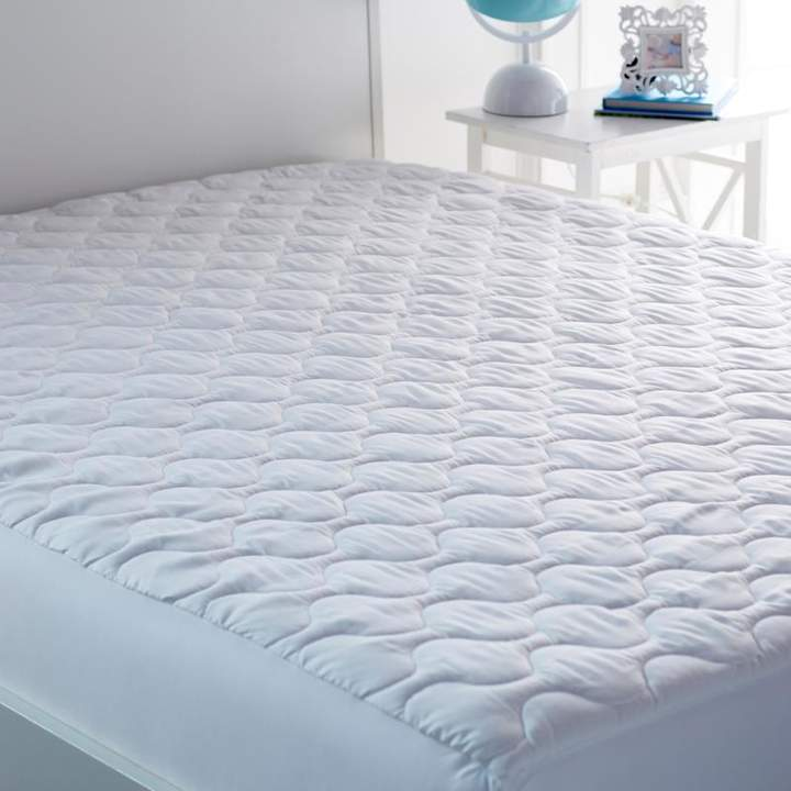 Concierge Collection Double Protection Mattress Pad - Twin