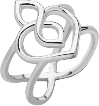 Links of London Sterling Silver Infinite Love Heart Ring