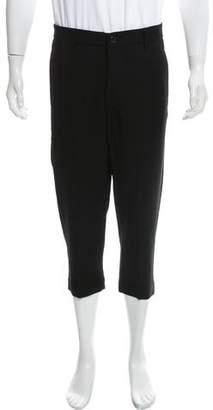 Rick Owens Cropped Dress Pants