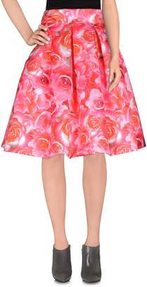 Couture IO Knee length skirts - Item 35267453ED
