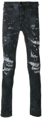 Marcelo Burlon County of Milan Arke slim fit jeans