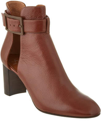 Aquatalia Valli Waterproof Leather Bootie