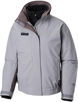 Columbia Bugaboo 1986 Interchange Detachable-Fleece Jacket