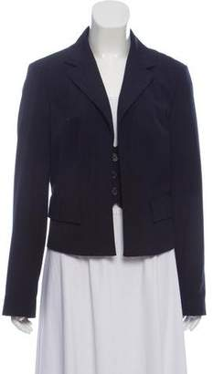 Helmut Lang Striped Structured Blazer w/ Tags