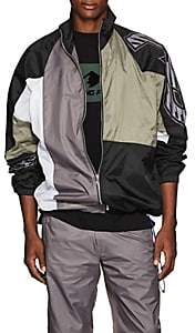 Filling Pieces Men's Colorblocked Tech-Taffeta Track Jacket