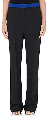 Maison Margiela Women's Cutout-Waist Wool Pants