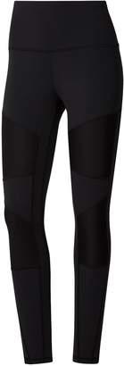 Reebok Women's Cardio Lux Ribbed High-Waisted Leggings