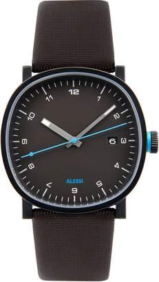 Alessi Men's AL5041 Tic15 Analog Display Analog Quartz Brown Watch